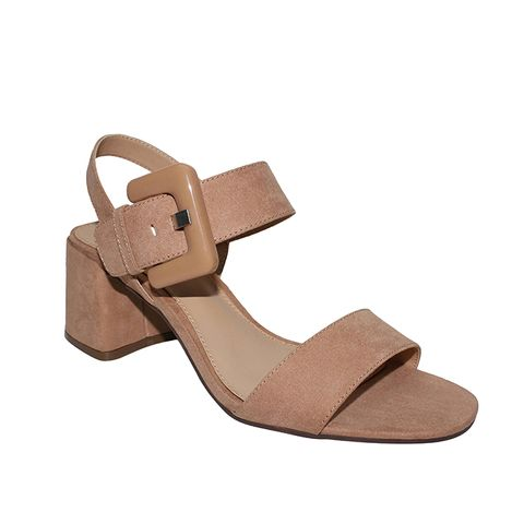 Anastasia Buckle Strap Sandals