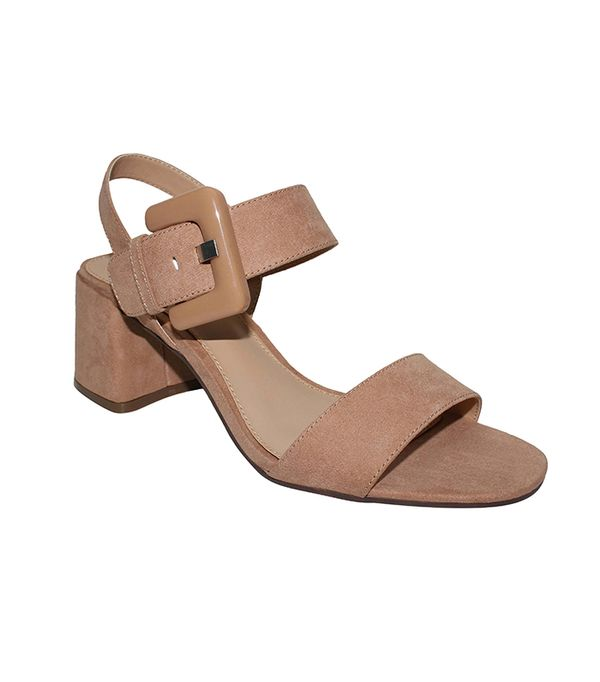 Who What Wear Collection Anastasia Buckle Strap Sandals