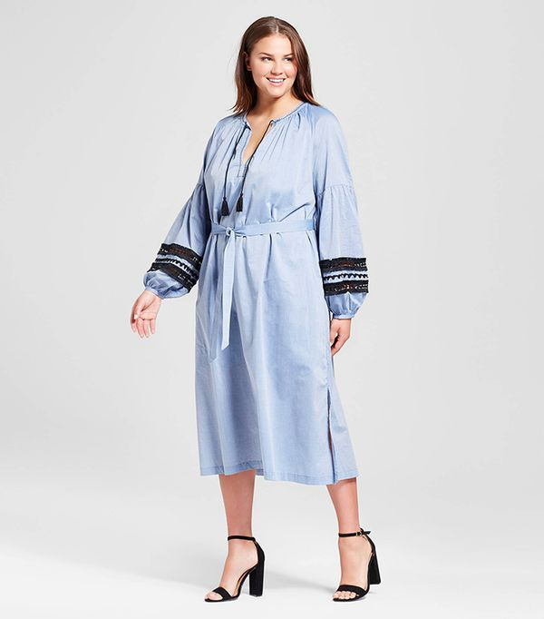 Who What Wear Collection Beach Caftan