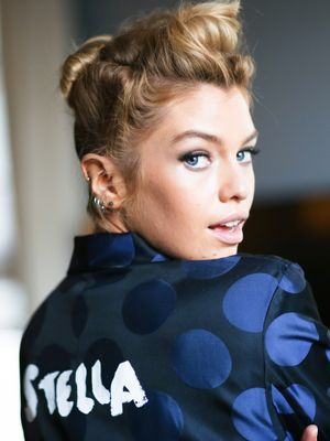 Stella Maxwell Told Us Why She's Wearing H&M to the Met Gala