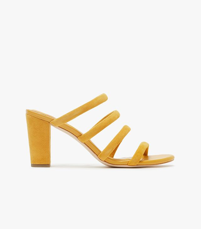 Charlotte Stone Bettina Mule in Mimosa