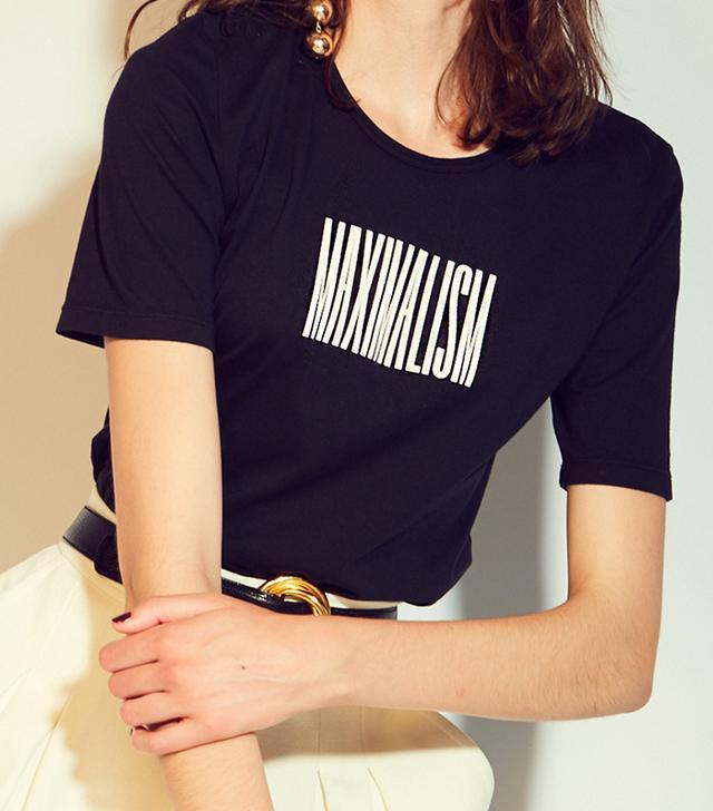 Monogram Maximalist French Cut T-Shirt
