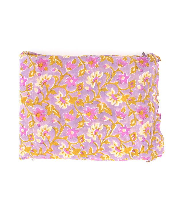 Kerry Cassill Duvet Cover Lilac Floral