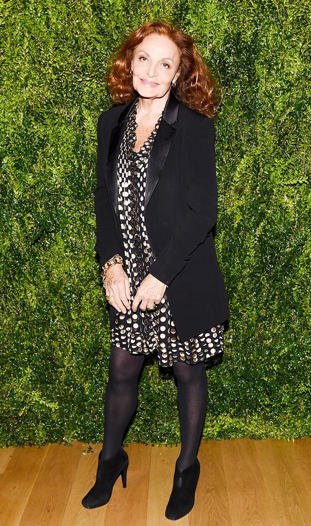 Diane von Furstenberg - DVF dress