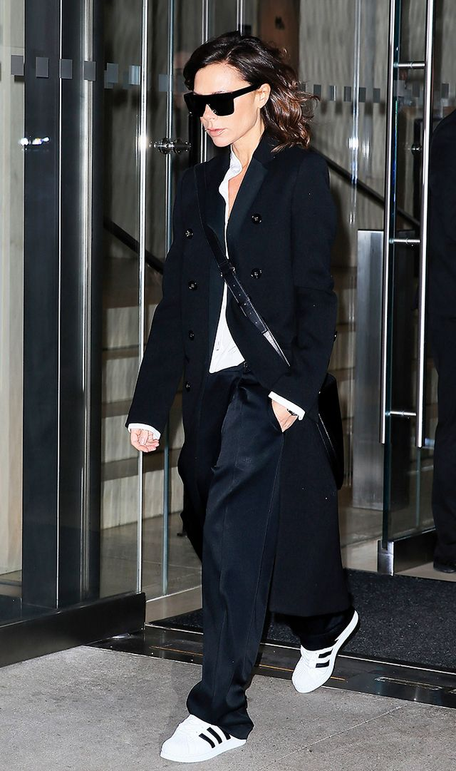 Victoria Beckham - Adidas sneakers