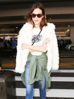 10 Ways Celebs Are Wearing the Jacket You Already Own