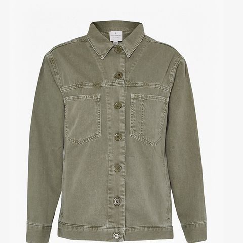 Perret Utility Cotton Jacket