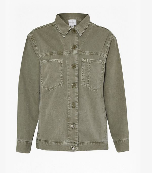 French Connection Perret Utility Cotton Jacket