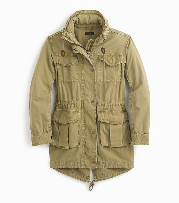 J.Crew Fatigue Jacket