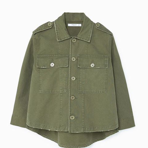 Pocket Cotton Jacket