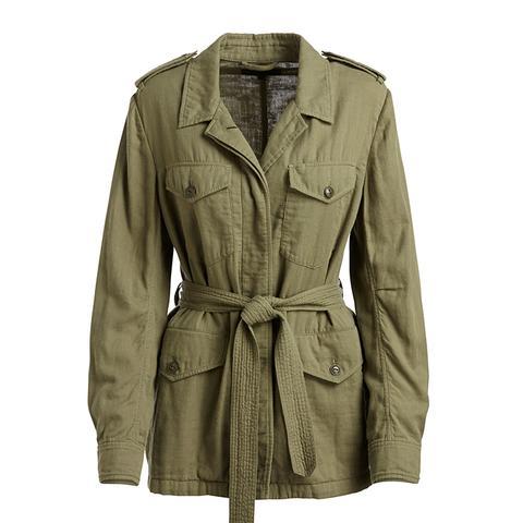 Bennett Utility Army Jacket