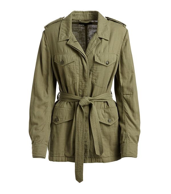Rag & Bone/Jean Bennett Utility Army Jacket