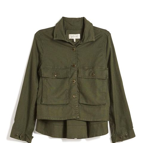 Slouch Army Jacket