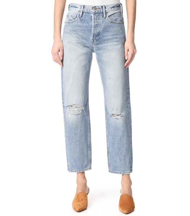 best vintage-inspired jeans- frame Le Original Jeans