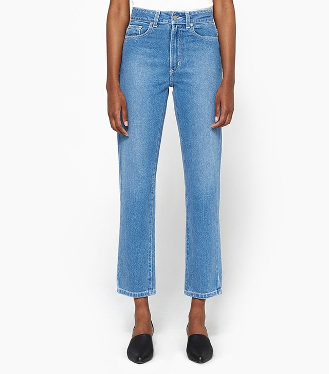 best non-skinny jeans