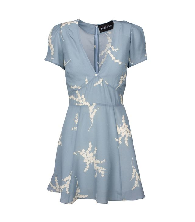 best blue mini dress- Réalisation The Luella - Summer Loving Blue