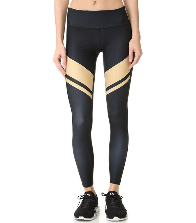 best patterned leggings- splits59 Arrow Tight Leggings