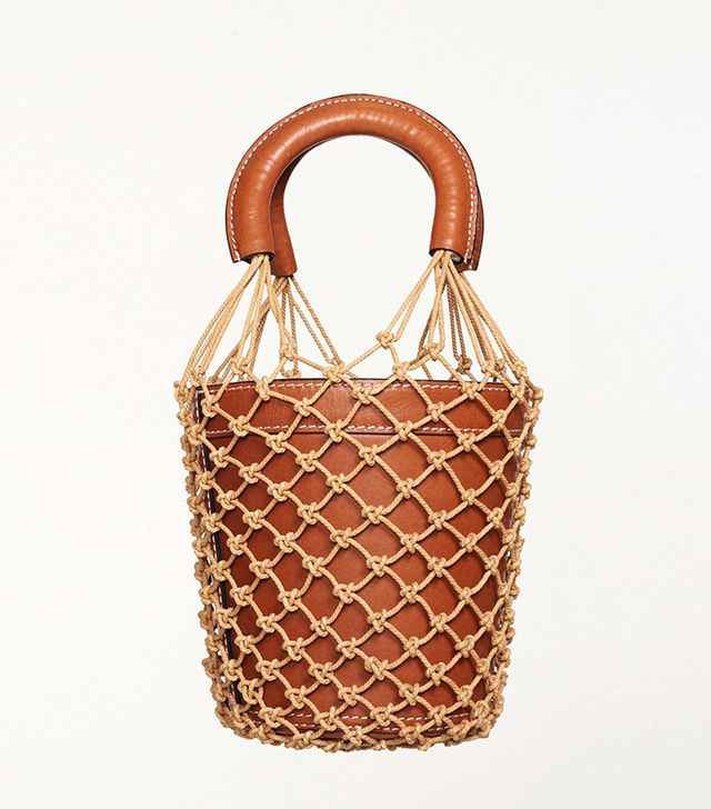 best spring bag- staud Moreau Bucket Bag