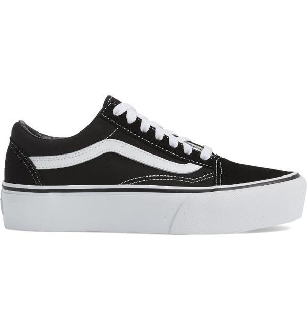 Vans Old Skool Platform Sneaker