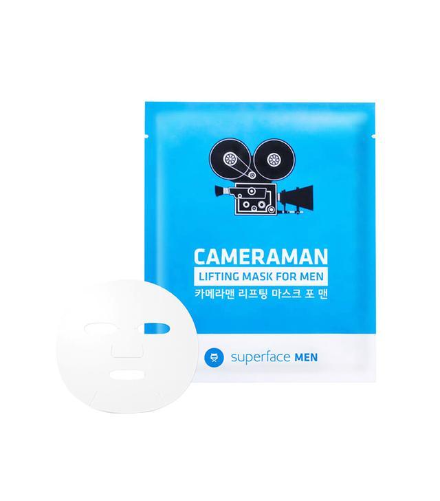 Cameraman Lifting Mask for Men