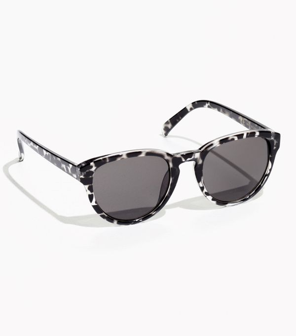 affordable sunglasses - & Other Stories Marbled Sunglasses