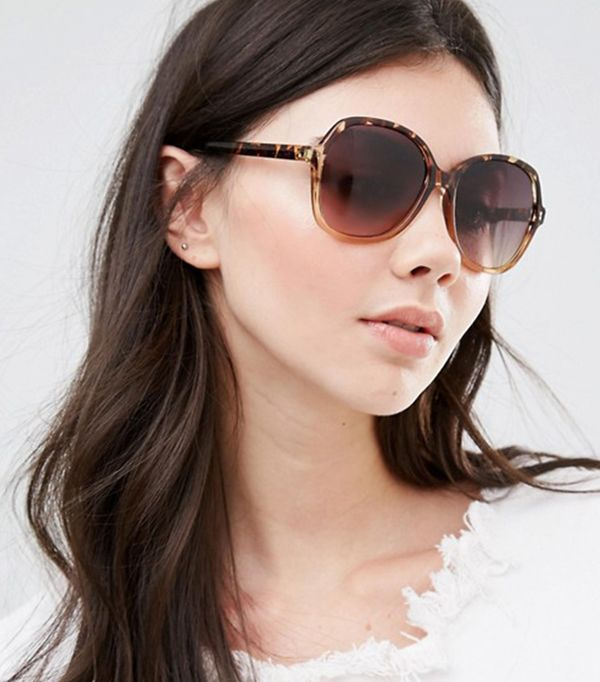 best affordable sunglasses - Jeepers Peepers Oversize Round Sunglasses