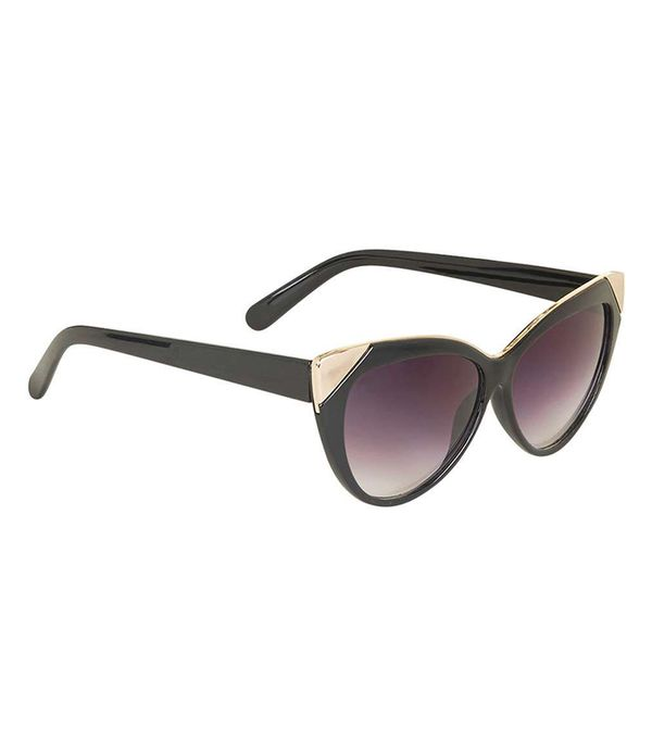 best affordable sunglasses - Topshop Simone Cat Eye Sunglasses
