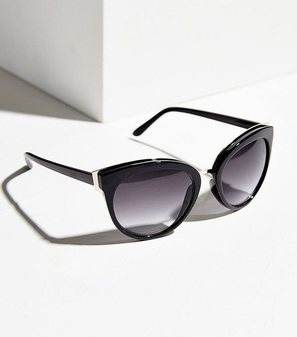 best affordable sunglasses - Urban Outfitters Cat Eye Sunglasses
