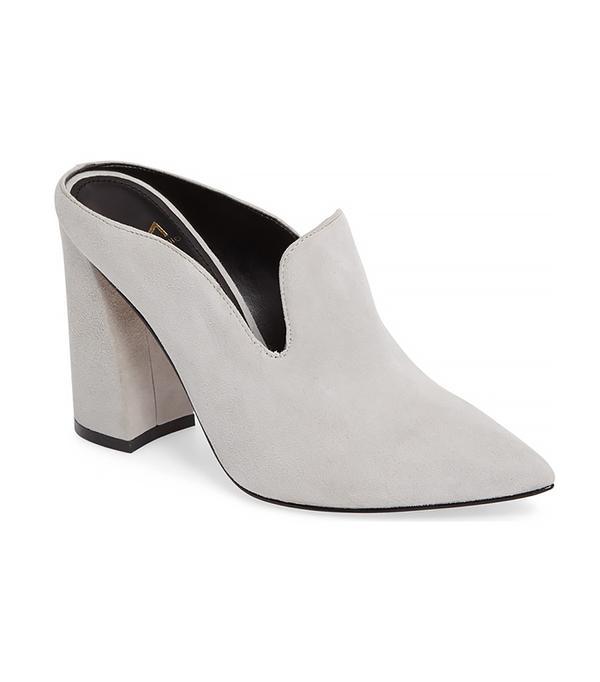 Chicago fashion - Marc Fisher Ragina Loafer Mule