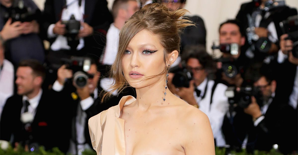 Image result for gigi hadid met gala 2017