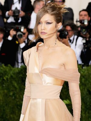 Gigi Hadid Was the Only Celeb Wearing This Trend at the Met Gala