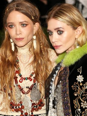 The Olsen Twins Have Never Worn Anything Like This to the Met Gala