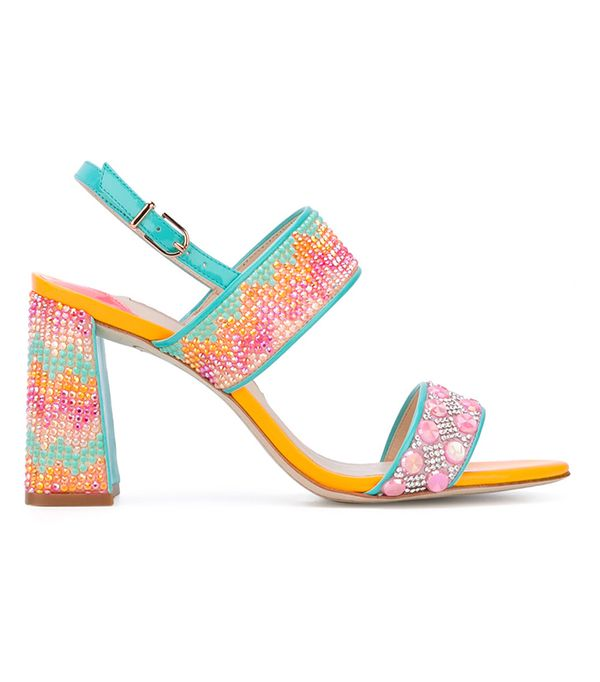 Sophia Webster Embellished Sandals