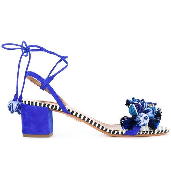 Aquazzura Tropicana Sandal
