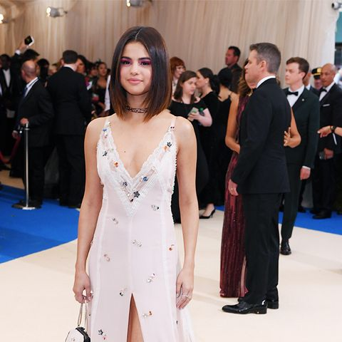 Met Gala 2017 red carpet: Selena Gomez Coach