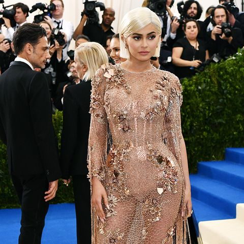 Met Gala 2017 red carpet: Kylie Jenner