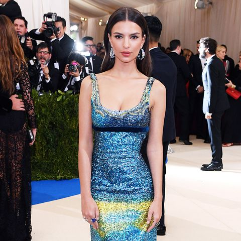 Met Gala 2017 red carpet: Emily  Ratajkowski
