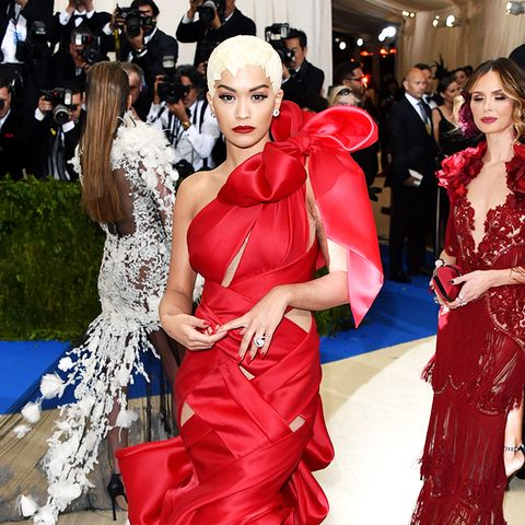 Met Gala 2017 red carpet: Rita Ora