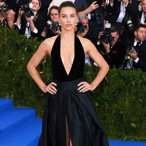 Met Gala 2017 red carpet: Irina Shayk