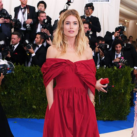 Met Gala 2017 red carpet: Doetzen Kroes