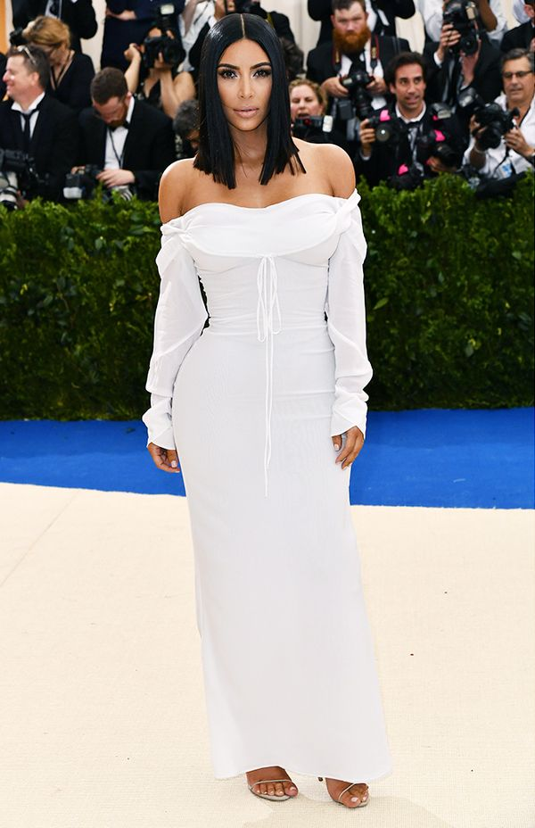 Met Gala 2017 red carpet: Kim Kardashian in Vivienne Westwood