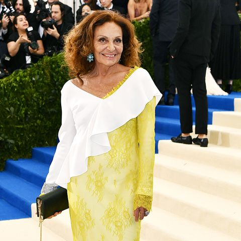 Met Gala 2017 red carpet: DVF