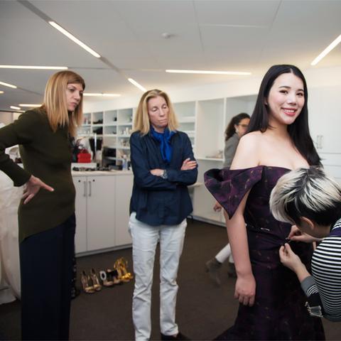 Met Gala Wendy Yu: