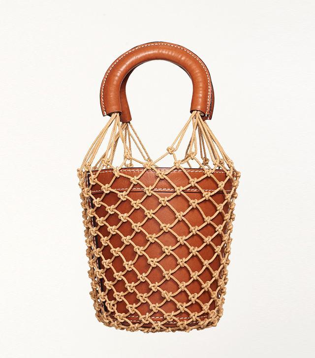 best spring bag- staud Moreau Bucket Bag