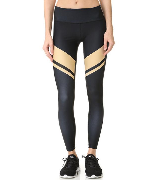 best patterned leggings- splits59 Arrow Tight Leggings