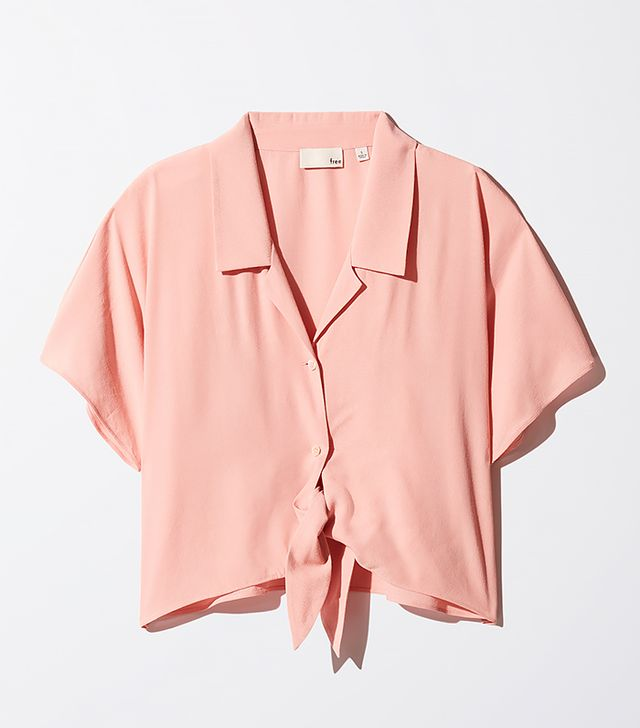 Aritzia Wilfred Free Huang Blouse