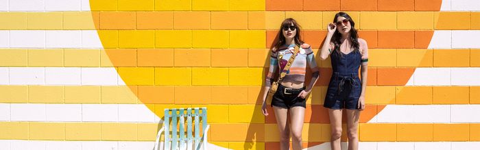 How to Wear Denim Shorts Like a Grown-Up