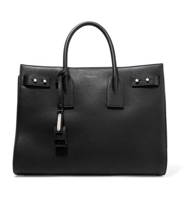 Best travel bags: Saint Laurent airport bag