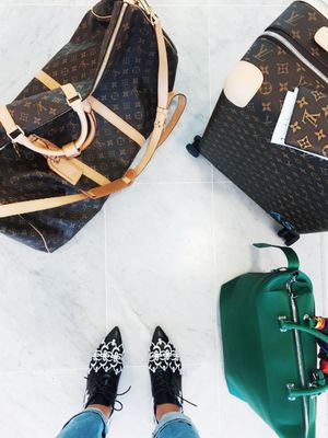 How Your Favourite Instagrammers Dress for the Airport