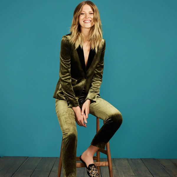 Best Co-Ords: Marks & Spencer Patch Pocket Jacket and Trousers